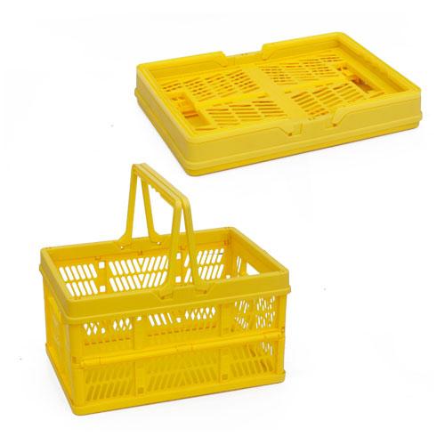 skladacie Kuchyňa jedlo ovocný chlieb príbory skladacie plastický košík