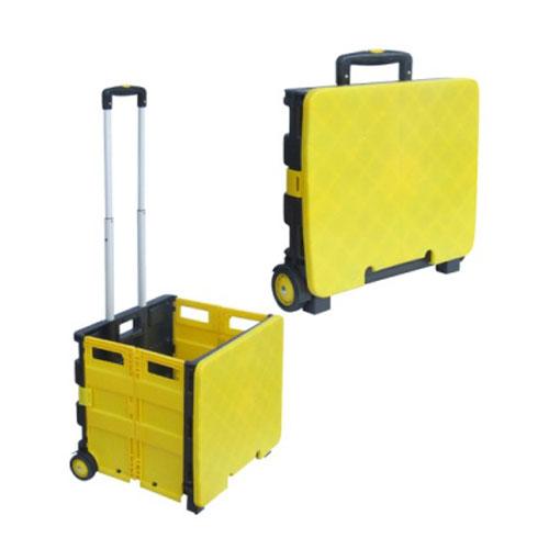 skladacie plastický nakupovanie vozík skladacie záhradné trolejbus sáčok vozík