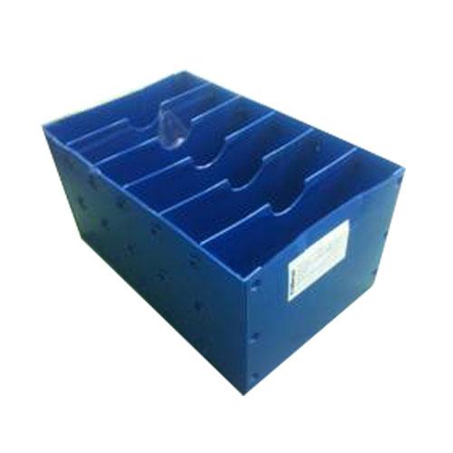 plastický zvlnený boxy pošta podnosy