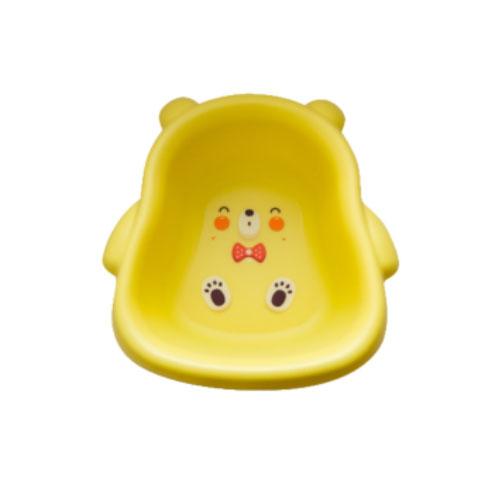 dieťa medveď Umývadlo